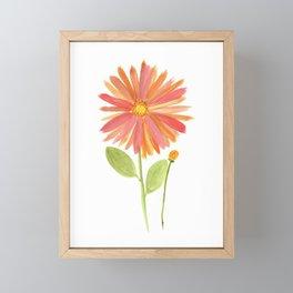 Help Others Bloom Framed Mini Art Print