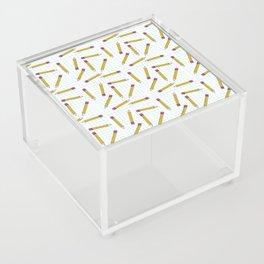 Pencils, Pencils Everywhere! Acrylic Box