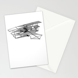 Aeroplane Stationery Cards