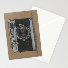 Diddie Doodle the Camera Stationery Cards