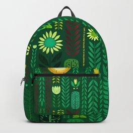 Sacred Forest (Portrait) Backpack