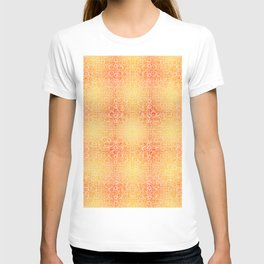Brian's Bubbliscious Pattern (Fire Pit) T-shirt