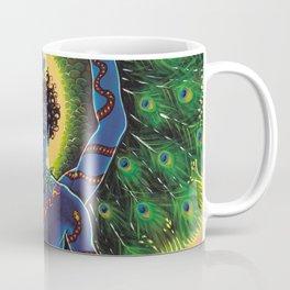 Melek Ta'us (The Peacock Angel) Coffee Mug