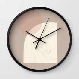 So Bright Wall Clock