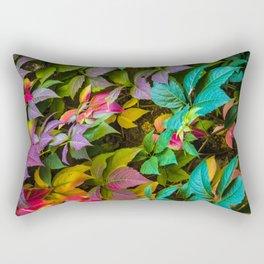 A thousand autumns Rectangular Pillow