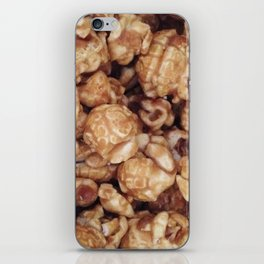 CARAMEL POPCORN iPhone Skin