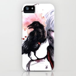 erchomai iPhone Case