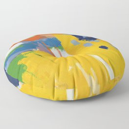 summer Floor Pillow