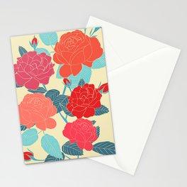 Rose Garden - Light Stationery Cards