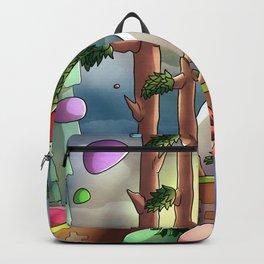 Slime rain- Digital Backpack