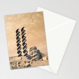 Ozymandias DNA Stationery Cards