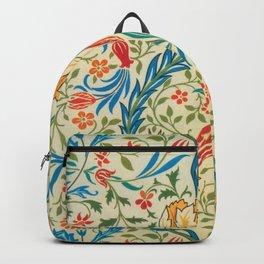 William Morris - Flora - Digital Remastered Edition Backpack