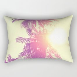Summer at the Boardwalk Rectangular Pillow