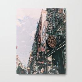 Ferrara Bakery in Little Italy Metal Print