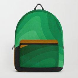 Desert Green Backpack