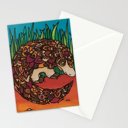A Pangolin for Hope Stationery Cards