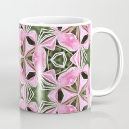 Kaleidoscopic flowers Coffee Mug