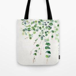 Eucalyptus Watercolor Tote Bag