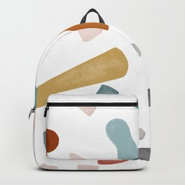 Abstract Graphic Illustrations | Shapes Backpack