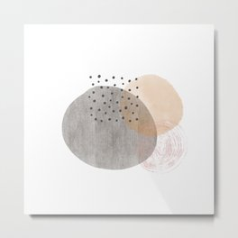 Minimalist concept Metal Print