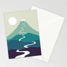 Cat Landscape 80 Stationery Cards