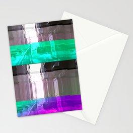 glitch alley 89 Stationery Cards