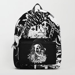 Holy punk family Backpack