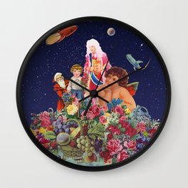 A Different Kind of Funky Universe Wall Clock