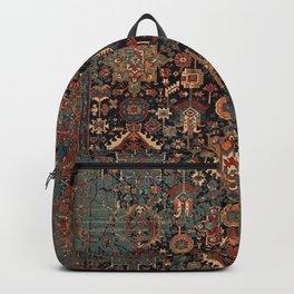 Vintage Traditional Moroccan Rug Backpack