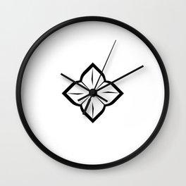 Bikkia mariannensis Wall Clock