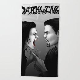 Darklings Issue 1 cover Beach Towel