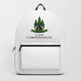 Camp C Logo Backpack