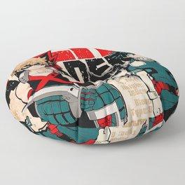 Bakugo Floor Pillow