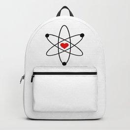 Science love Backpack