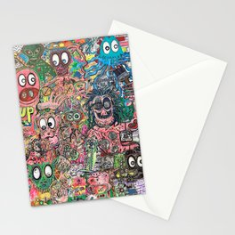 1 UP Stationery Cards
