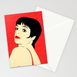 Liza Minnelli | Pop Art Stationery Cards