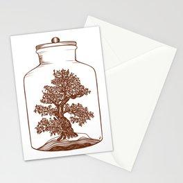 Bonsai Potion Stationery Cards