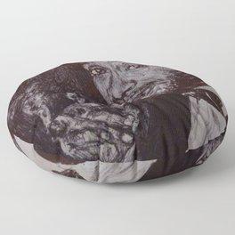 MIKE EPPS Floor Pillow