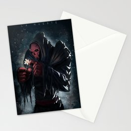 The Death - La Muerte Stationery Cards