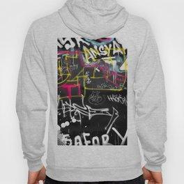 New York Traces - Urban Graffiti Hoody