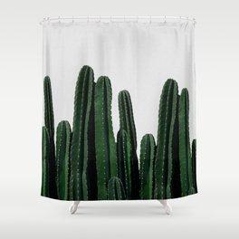 Cactus I Shower Curtain