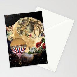 Moonpie Octupie Stationery Cards
