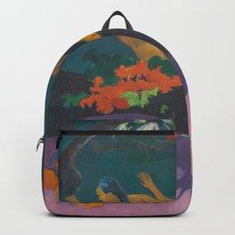 Paul Gauguin - Fatata te Miti (By the Sea) Backpack