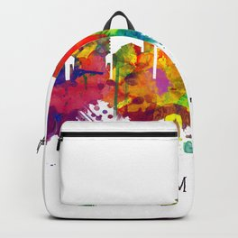 Hampton Virginia Skyline Backpack