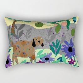 May Thirteenth Rectangular Pillow