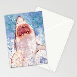Shark Jaws Stationery Cards