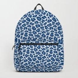 [Grrrr...] The BIG Classic Blue Cat  Backpack