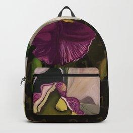 hawaiian orchids_katallie Backpack