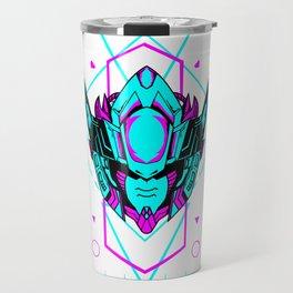 Cyberpunk Gundam Travel Mug