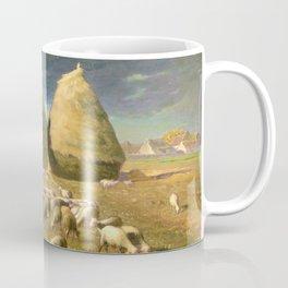 "Jean-François Millet ""Haystacks - Autumn"" Coffee Mug"